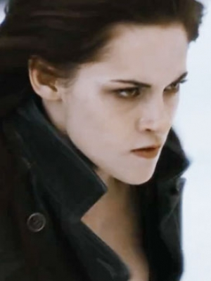 Kristen as Bella Swan in Breaking Dawn Part 2