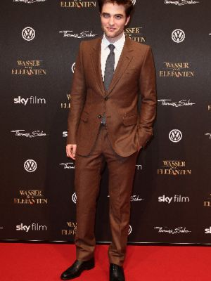 Rob at Berlin Water For Elephants Premiere