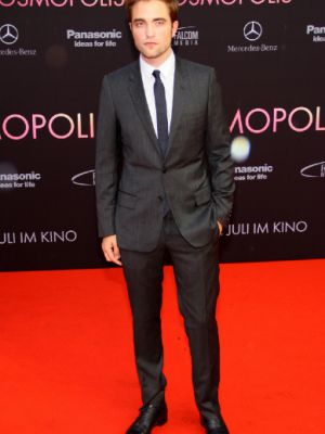 Rob at Berlin Cosmopolis Premiere