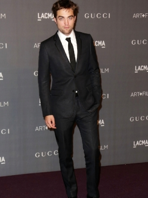 Rob at LACMA 2012 Event