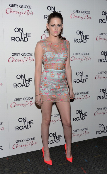 """On The Road"" New York Premiere - Arrivals"