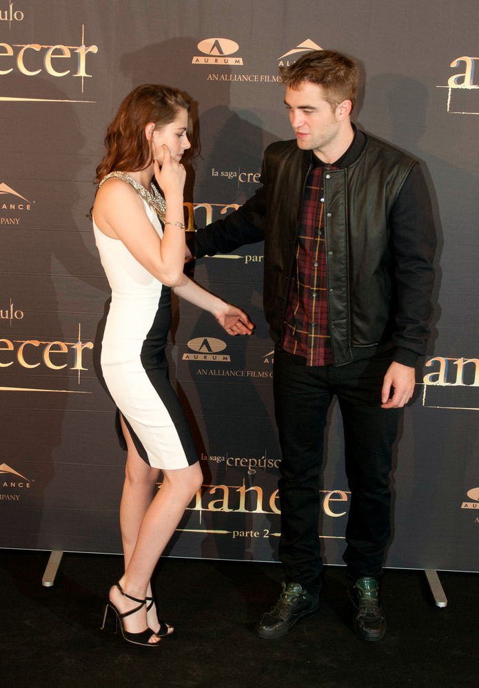 &quot;The Twilight Saga: Breaking Dawn - Part 2&quot; Madrid Photocall