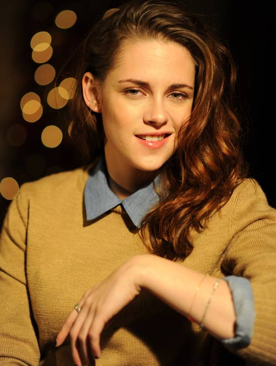 Kristen's Interview with USA Today + New OTR Press Junket HQs