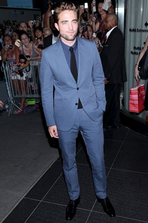 "Rob is Listed as #7 on GQ's ""Best Dressed Men in Britain 2013″"