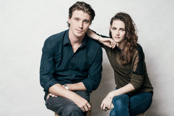 New OTR Junket Photos with Kristen and Garrett